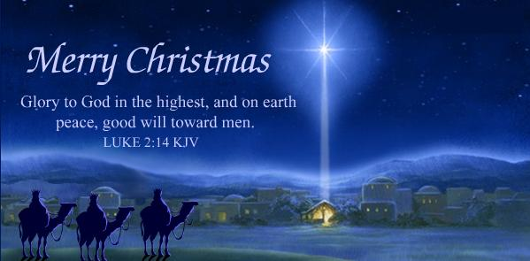Merry Christmas Christian.Have A Peaceful And Merry Christmas Bob Anderson